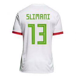 Maillot Slimani Algérie domicile 2018