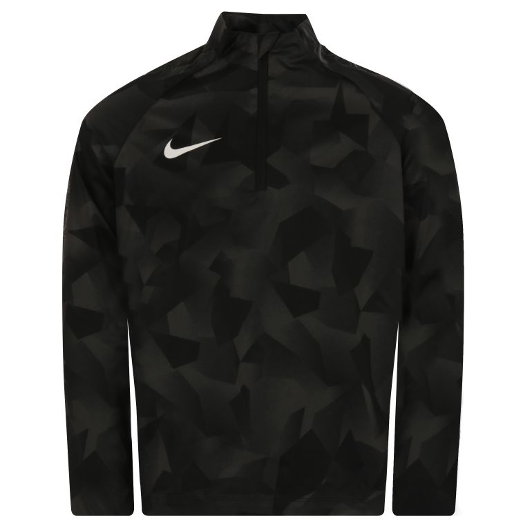 Sweat zippé junior Nike hypershield noir 2017/18