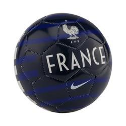 Mini ballon Equipe de France bleu 2018