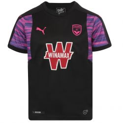 Maillot junior Bordeaux third 2017/18