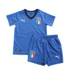 Tenue enfant Italie domicile 2018