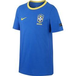 T-shirt junior Brésil bleu 2018