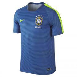 Maillot entraînement Brésil bleu 2016