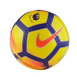 Ballon Premier League jaune orange 2017/18