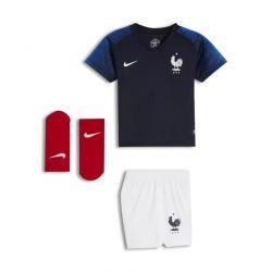 Tenue bébé Equipe de France domicile 2018