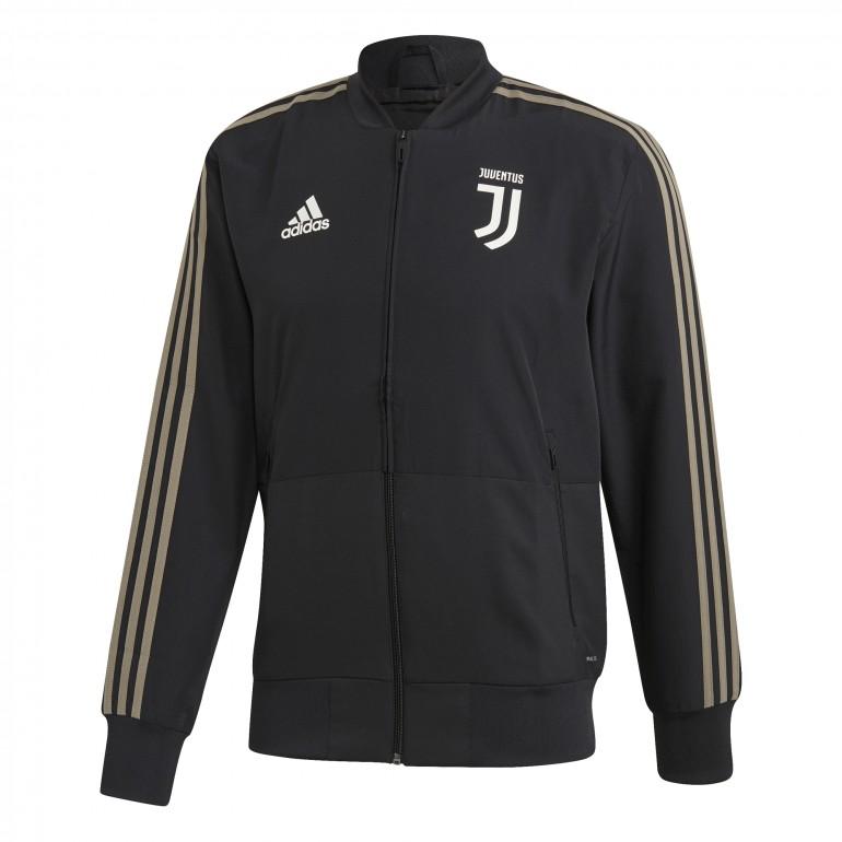 Veste survêtement Juventus noir 2018/19