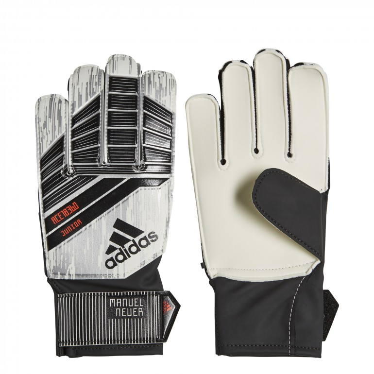 Gants gardien junior Predator gris 2018/19
