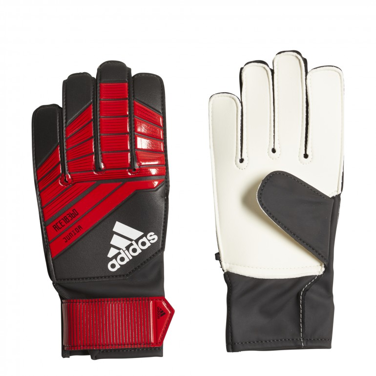 Gants gardien junior Predator rouge 2018/19