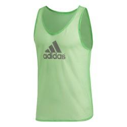 Maillot entrainement sans manches Adidas vert 2018/19