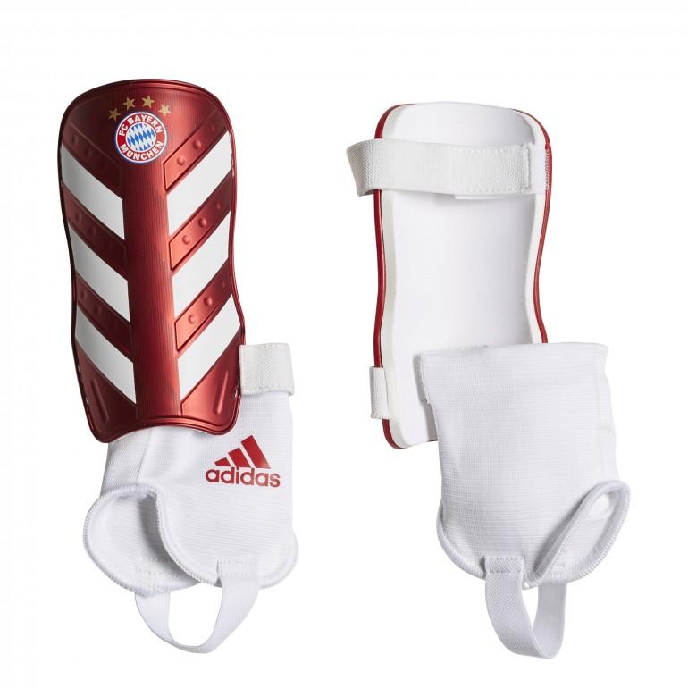 Protège tibias Bayern Munich rouge 2018/19