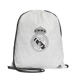Sac gym Real Madrid blanc 2018/19
