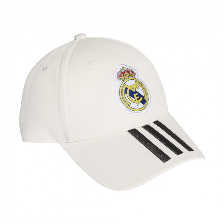Casquette Real Madrid 3S blanc 2018/19