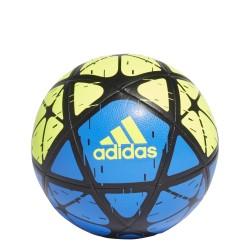 Ballon adidas bleu jaune 2018/19
