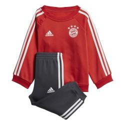 Ensemble survêtement enfant Bayern Munich rouge 2018/19