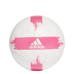 Ballon adidas blanc rose 2018/19