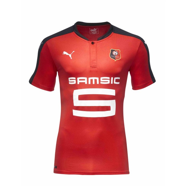 Maillot junior Stade Rennais domicile 2016 - 2017
