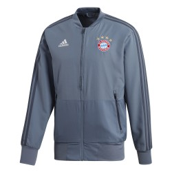 Veste survêtement Bayern Munich Europe gris 2018/19