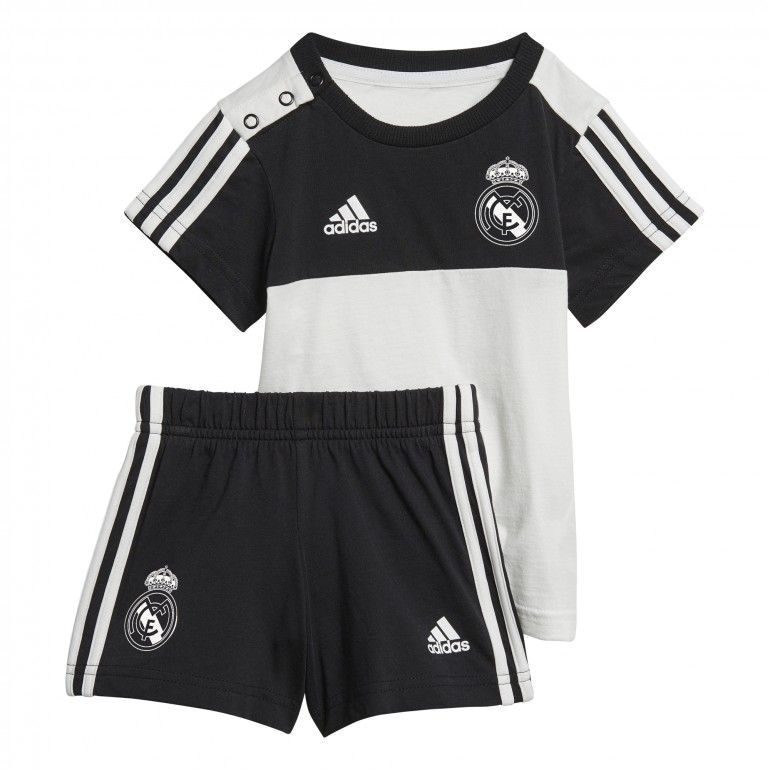 Tenue enfant Real Madrid noir blanc 2018/19