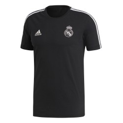 T-shirt Real Madrid 3S noir 2018/19