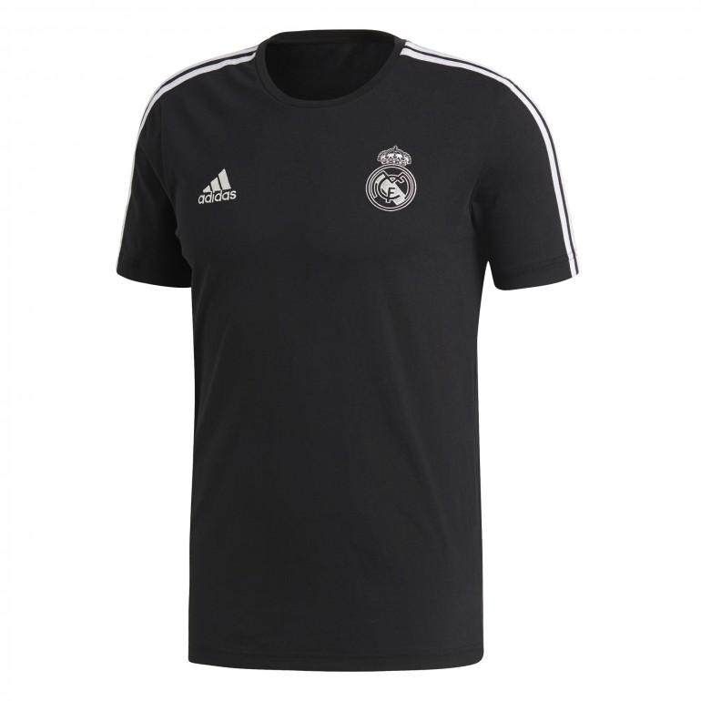 T-shirt Real Madrid 3S noir 2018/19