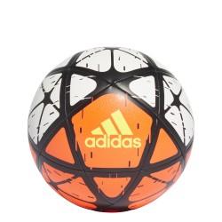 Ballon adidas orange blanc 2018/19