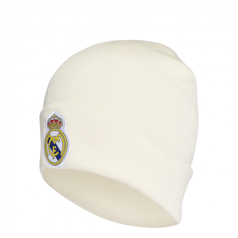 Bonnet Real Madrid 3S blanc 2018/19