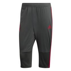 Pantalon survêtement 3/4 Bayern Munich gris 2018/19