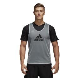 Maillot entrainement sans manches Adidas gris 2018/19