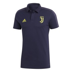 Polo Juventus Europe violet 2018/19