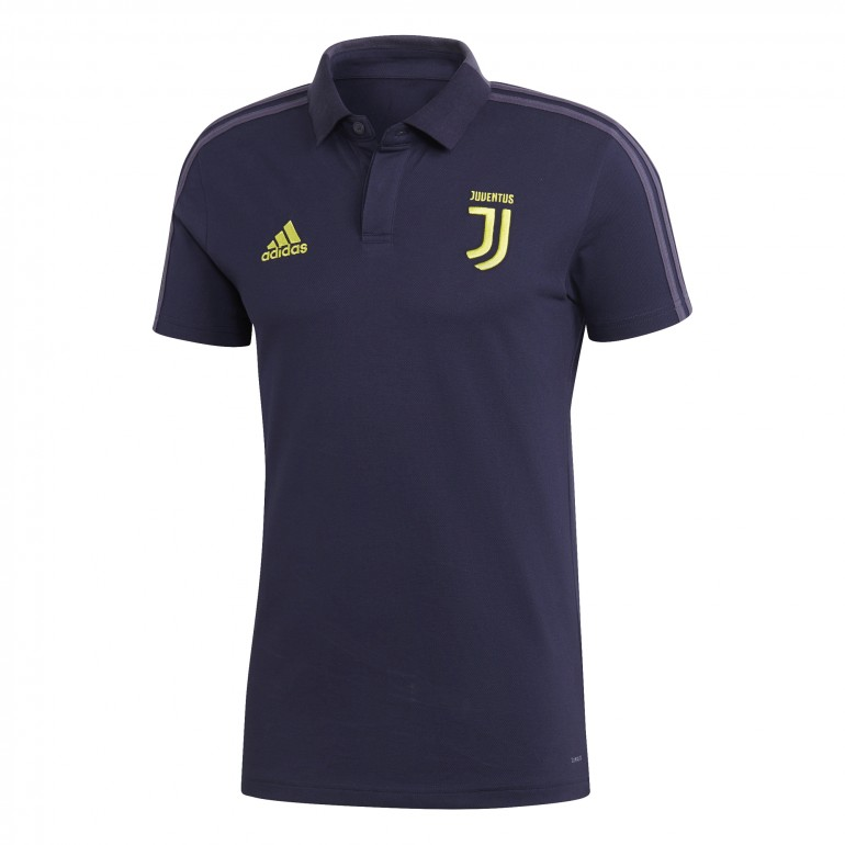 Polo Juventus Europe violet 2018/19