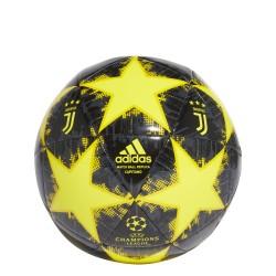 Ballon Juventus Ligue des Champions noir jaune 2018/19