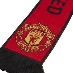 Echarpe Manchester United rouge 2018/19