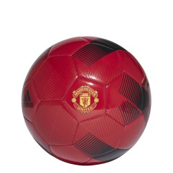 Ballon Manchester United rouge 2018/19