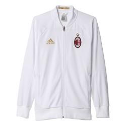 Veste survêtement Milan AC anthem blanche