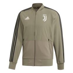 Veste survêtement Juventus gris 2018/19