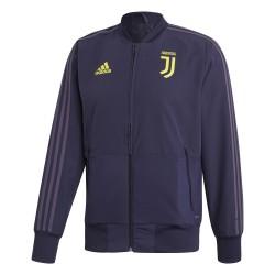 Veste survêtement Juventus Europe violet 2018/19