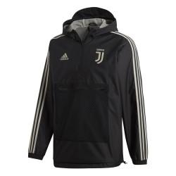 Coupe vent Juventus noir 2018/19