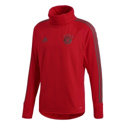 Sweat col montant Bayern Munich rouge 2018/19