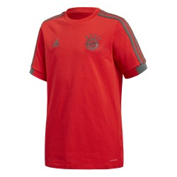 T-shirt junior Bayern rouge Munich 2018/19