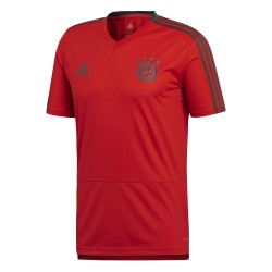 Maillot entraînement Bayern Munich rouge 2018/19