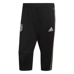 Pantalon survêtement 3/4 Juventus noir 2018/19