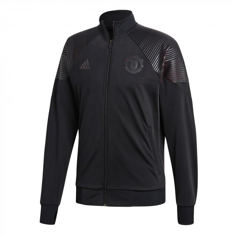 Veste survêtement Manchester United LIC noir 2018/19