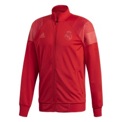 Veste survêtement Real Madrid LIC rouge 2018/19