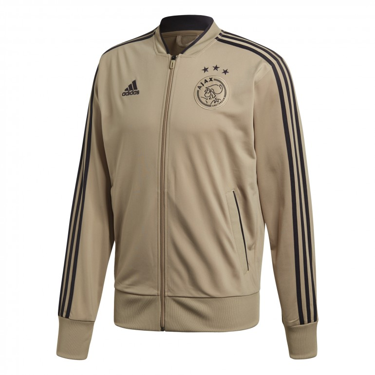 Veste survêtement Ajax Amsterdam or 2018/19