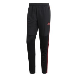 Pantalon survêtement Manchester United warm noir 2018/19