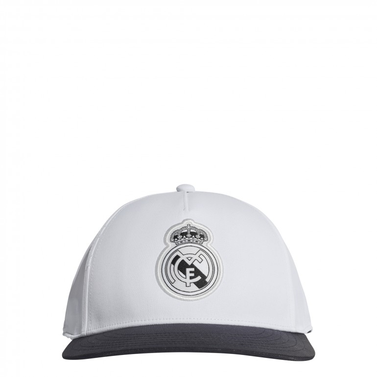 Casquette Real Madrid S16 blanc 2018/19