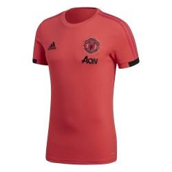 T-shirt Manchester United noir 2018/19
