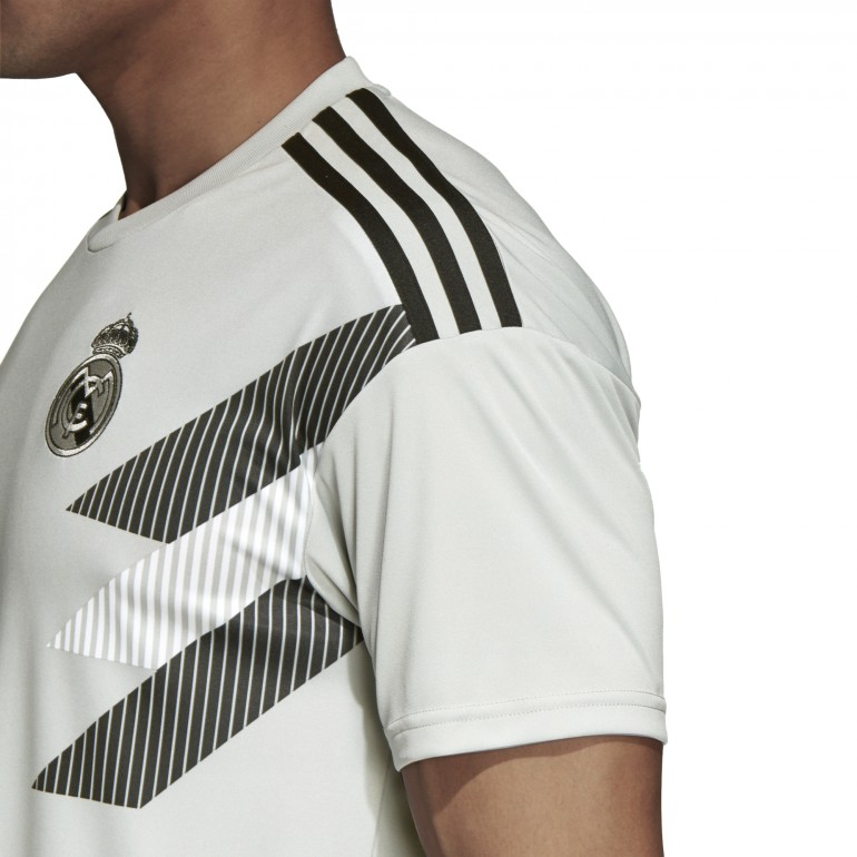 maillot entrainement Real Madrid 2018