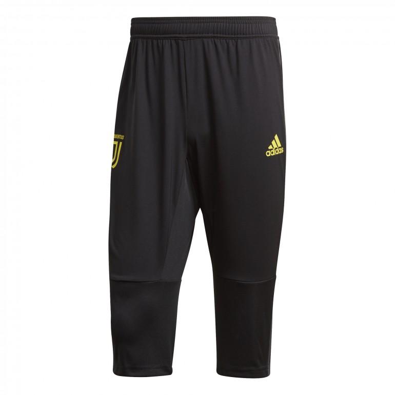 Pantalon survêtement 3/4 Juventus Europe noir 2018/19