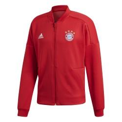 Veste survêtement Bayern Munich ZNE rouge 2018/19